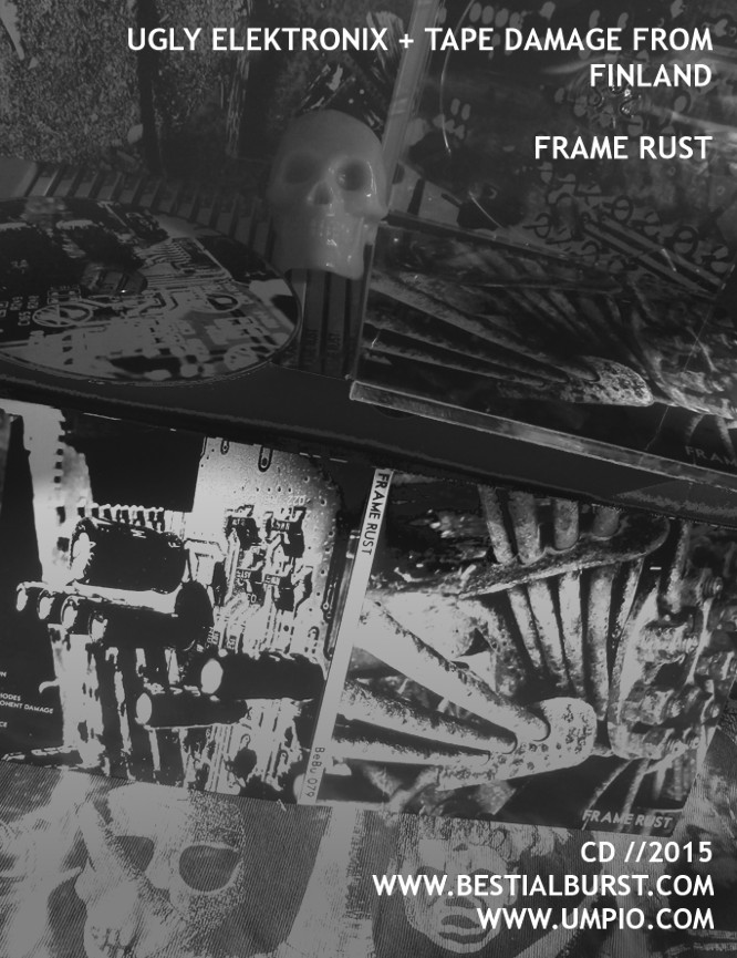 Frame Rust CD 2015